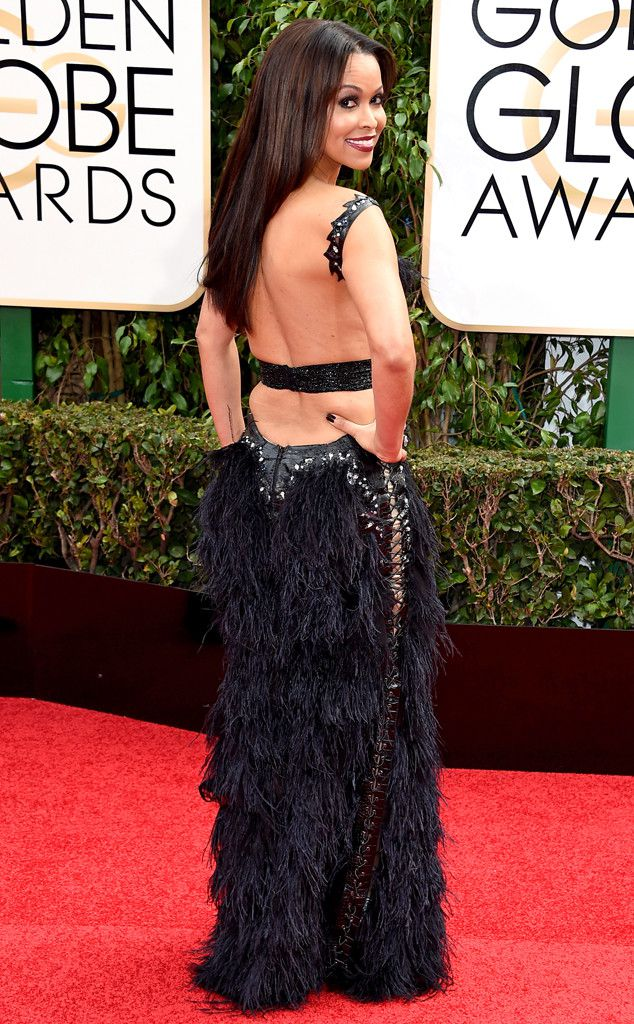 Η Tracey Edmonds στα Golden Globes