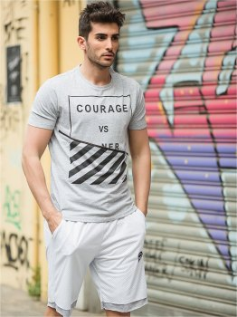 T Shirt Courage