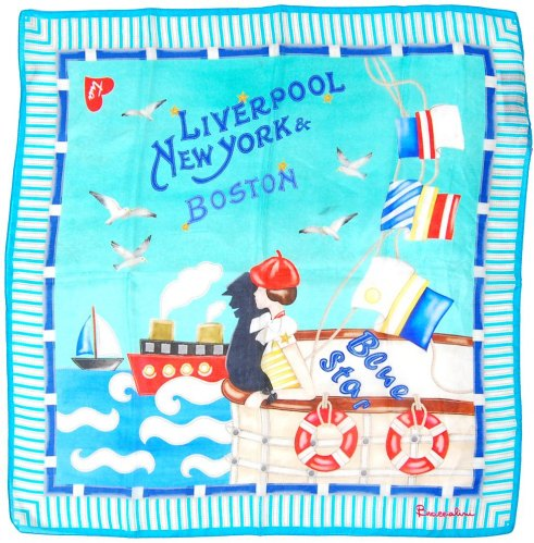 ΜΑΝΤΗΛΙ BRACCIALINI BLUE STAR LIVERPOOL NEW YORK BOSTON ΒΕΡΑΜΑΝ
