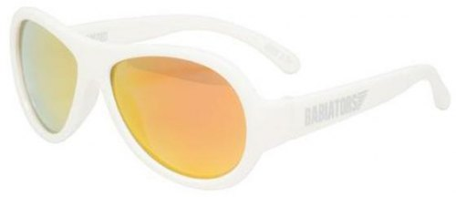 ΓΥΑΛΙΑ ΗΛΙΟΥ BABIATORS POLARIZED WICKED WHITE 36Μ