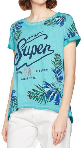 T SHIRT SUPERDRY CUTTERS ΤΙΡΚΟΥΑΖ