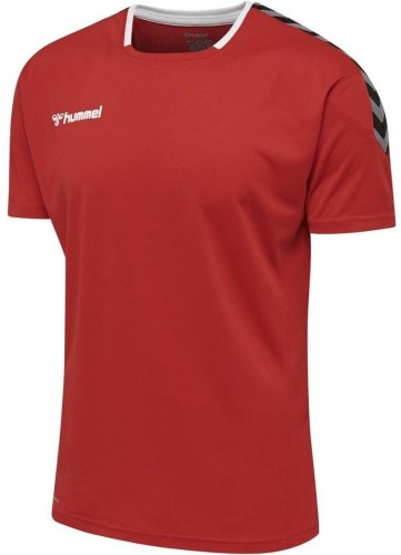 T shirt με κοντά μανίκια Hummel Maillot hmlAUTHENTIC Poly HML [COMPOSITION COMPLETE] Red