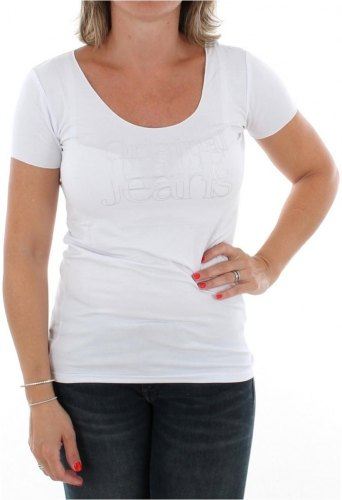 T shirt με κοντά μανίκια Pepe jeans CAIRO PL504336 802 OPTIC WHITE [COMPOSITION COMPLETE]
