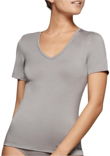 T shirt με κοντά μανίκια Impetus Travel Woman 8305F84 G20 Grey