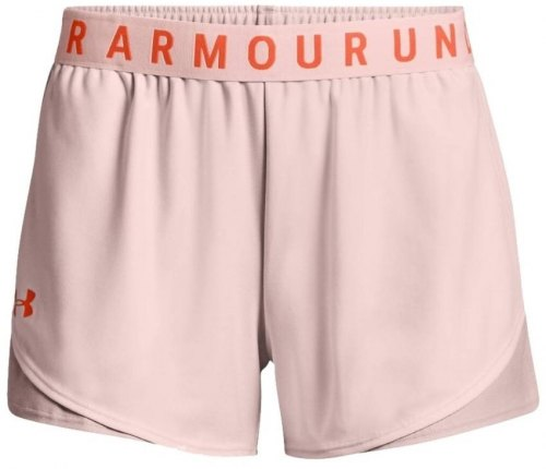 Shorts Βερμούδες Under Armour Play Up Short 3 0 [COMPOSITION COMPLETE] Ροζ