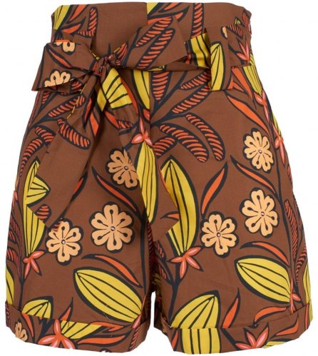 Shorts Βερμούδες Yes Zee P291 ER00 Brown