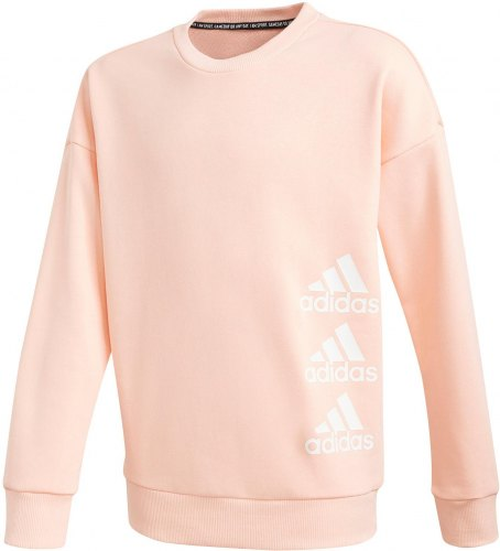Adidas Performance MUST HAVES CREW SWEATSHIRT GE0964 Κοραλί