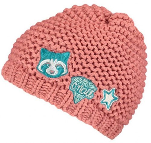 O'NEILL BG GIRLS BADGE BEANIE 7P9174 4070 Ροζ