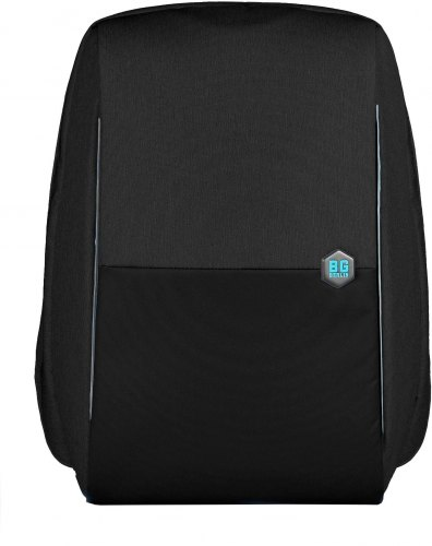METROBAG BACKPACK ΜΑΥΡΟ 46CM
