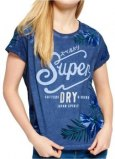 T SHIRT SUPERDRY CUTTERS ΜΠΛΕ