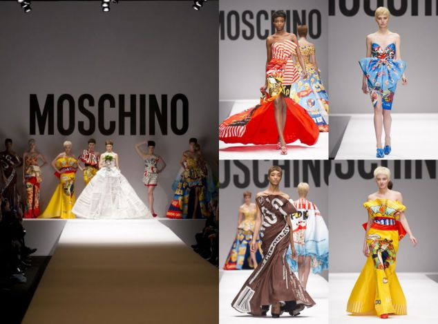 Milan Fashion Week: Moschino